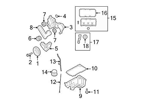 (Genuine Chrysler 4483443 Engine Timing Case Cover Gasket)