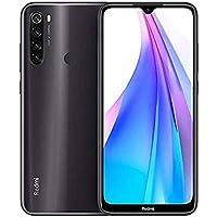 "Redmi Note 8T Smartphone con Pantalla 6,3"" FullHD+ (Cuatro cámaras de 48 MP, 4000 mAh, Jack de 3,5mm, NFC, Radio FM, Snapdragon 665, 3 + 32 GB con MicroSD hasta 256GB) (Black)"