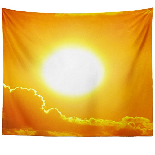 Westlake Art Wall Hanging Tapestry - Sky Sun - Photography Home Decor Living Room - 68x80in (a75z)