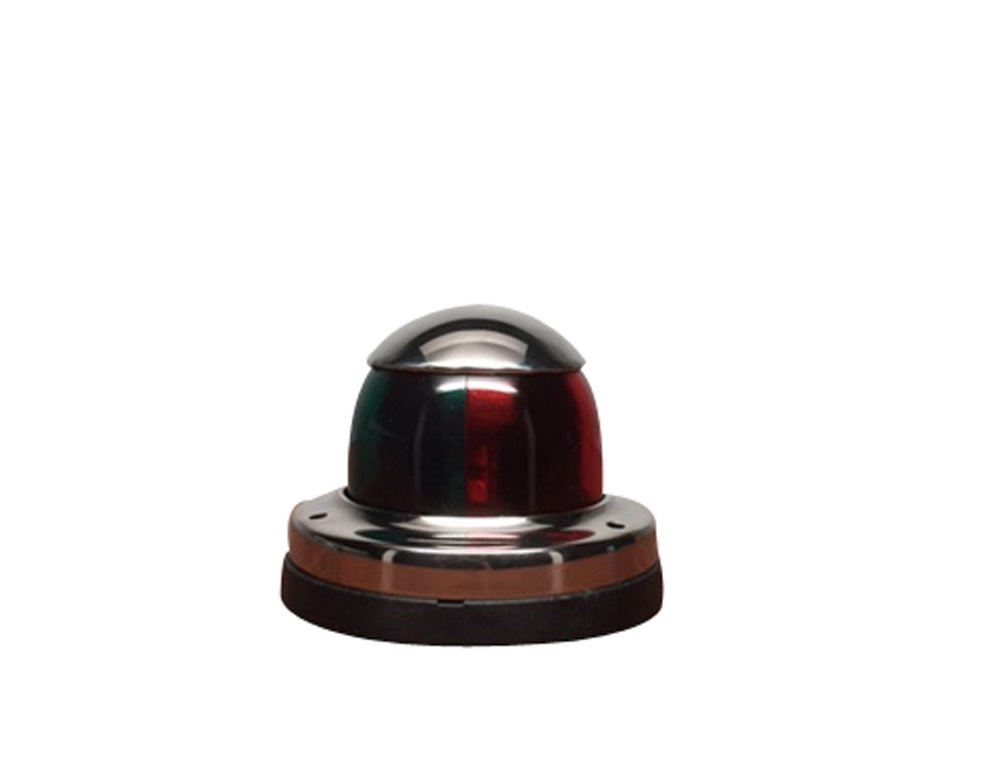 Pactrade Marine Stainless Steel LED Red Green Navigation Stern Bow Light by Pactrade Marine (Image #3)