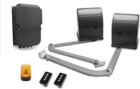 Avidsen - Kit de motorización de puerta batiente, brazos articulados, MPB-500, 5 m x 500 kg: Amazon.es: Bricolaje y herramientas