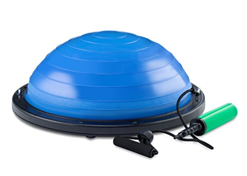 balance ball with Resistance Bands & Pump balance trainer,