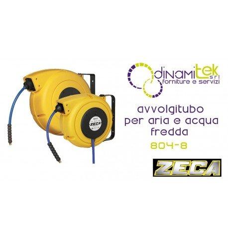 804/8Schlauchaufroller für Luft und Wasser Kalten Serie 804wiederaufladbar Rohr MT 10–Durchmesser INT Rohr 8mm