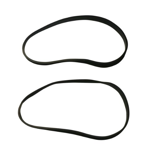 (Panasonic Replacement Vacuum Belts, 2-Pack)