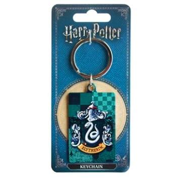 Warner Bros Harry Potter Slytherin de - Metal Clave Anillo ...