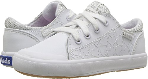 All White Kids Sneakers - 5