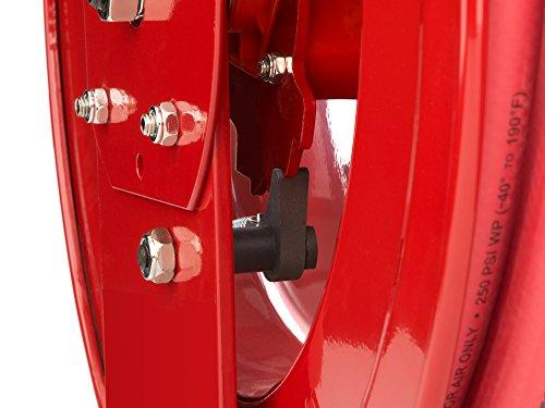 TEKTON 50-Foot x 3/8-Inch I.D. Auto Rewind Air Hose Reel (250 PSI)   46845 by TEKTON (Image #11)