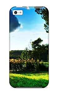 New Arrival Iphone 5c Case Beautiful Scenery Case Cover