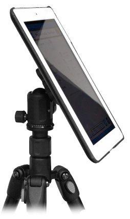 iShot G8 Pro iPad Mini 1 2 3 Tripod Monopod Mount Adapter Holder Case - New Version - 1/4