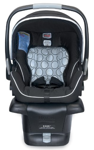 Britax B Safe Infant Car Seat Black Amazonca Baby