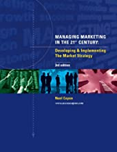 Managing Marketing in the 21st Century (3rd edition)