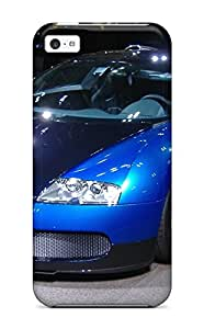 New Cute Funny Bugatti Veyron 6 Case Cover/ Iphone 5c Case Cover