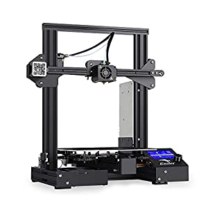Creality 3d printer ender 3 pro with resume print fully open source all metal frame fdm diy printers