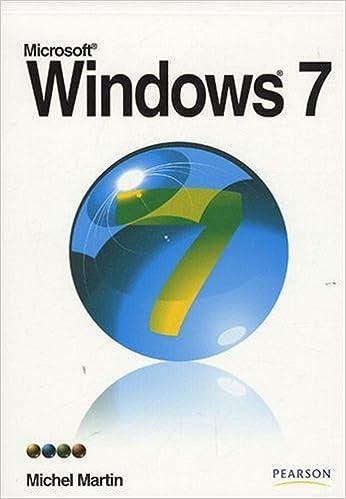 Livres Windows 7 pdf