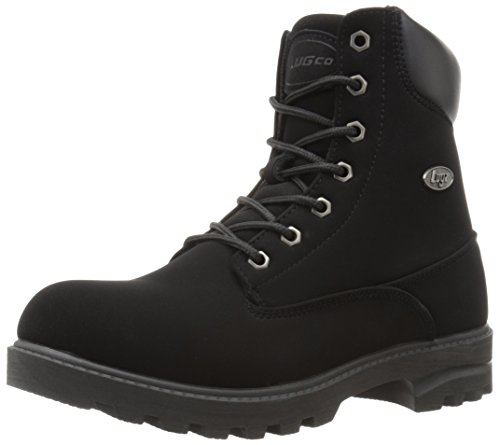 Lugz Women's Empire Hi Wr Winter Boot, Black, 6 M US