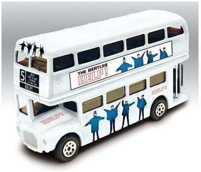 die Beatles Help! Album Cover Die-Cast Collectable - Routemaster Bus