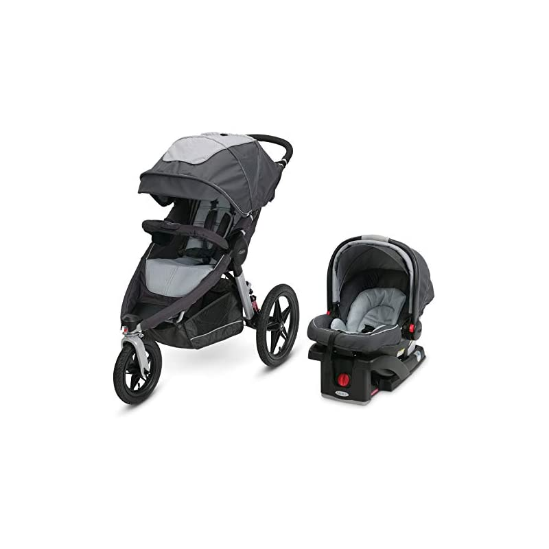 Graco Relay Click Connect Jogging Stroll