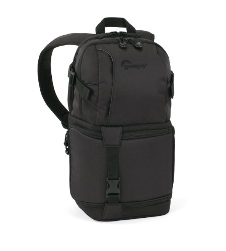 Lowepro LP36392-PAM DSLR Video Fastpack 150 AW (Black) (Dslr Lowepro Video)