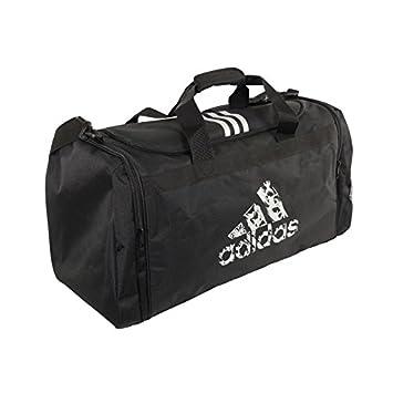 Adidas Combat Sports Bag Black  Amazon.co.uk  Sports   Outdoors 90764c3bbc
