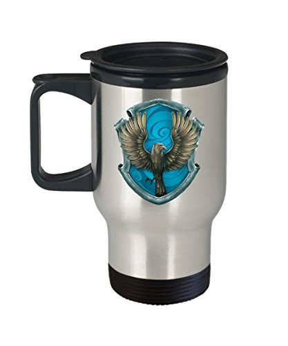 Harry Potter Ravenclaw House Crest Mug - 16 oz Ravenclaw Cof