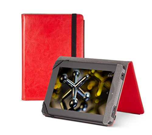 MarBlue Atlas Plus Case for Fire HD 7, (only fits 4th Generation Fire HD 7), Red ()