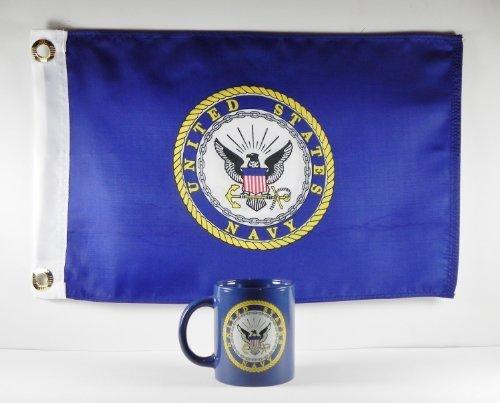 US Navy Coffee Mug/Cup with 12