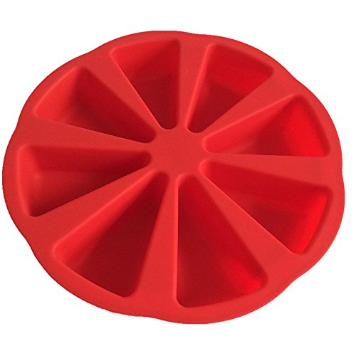 Round shape 8-Cavity Silicone Cases Mold Cupcake Liner Baking Mold Set Cakes Bakeware Maker Kicthen Cooking Tools