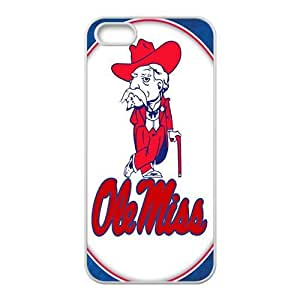 ole miss Phone Case for iPhone 5S Case