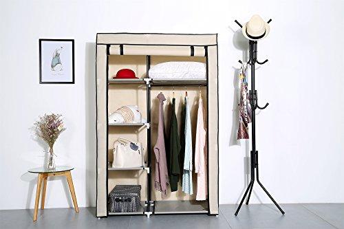 Clothes Organizer / Hanging Closet Organizer / Wardrobe Organizer / Hanging Shelves Organizer - 4