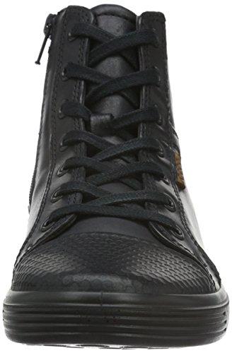 ECCO Ecco S7 - Zapatillas Niños Negro (BLACK/LION59075)