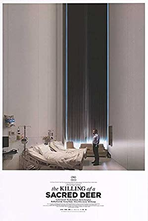 Killing Of A Sacred Deer Authentic Original 27x40 Rolled Movie Poster At Amazon S Entertainment Collectibles Store