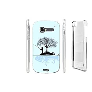 FUNDA CARCASA PESCARE ISOLA PARA ALCATEL ONETOUCH POP C5