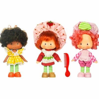 Playskool Strawberry Shortcake 30th Anniversary Collection Vintage Style (Playskool Bear)