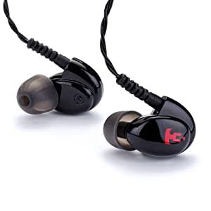 Westone Three-Driver Universal Fit Earphone, Black (Discontinued by Manufacturer)