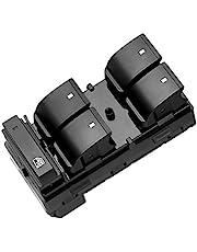 Drive Side Power Window Master Control Switch for   Chevy Silverado 1500 2500HD 3500HD,Traverse,HHR,GMC Sierra 1500 2500HD 3500HD,Yukon,Buick Enclave   Replaces OE# 20945129, 25789692, 25951963