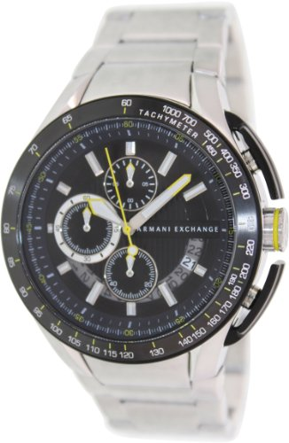 Armani Exchange Stainless Steel Mens Watch - Exchange Armani Online
