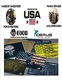 EDOG XDm Gun Cleaning Mat - Schematic