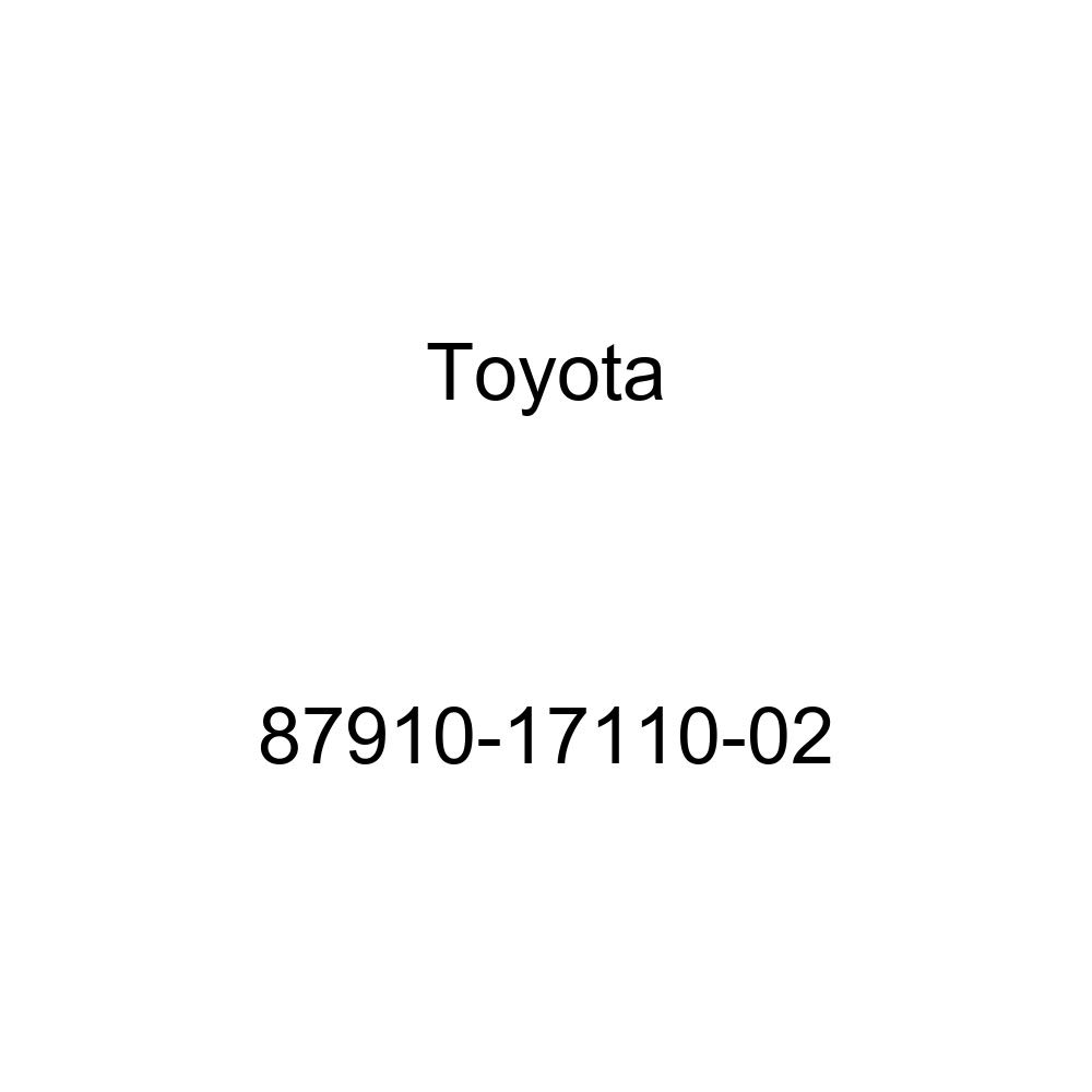 Genuine Toyota 87910-17110-02 Rear View Mirror Assembly