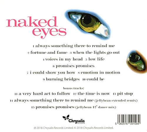 Buy the best of naked eyes