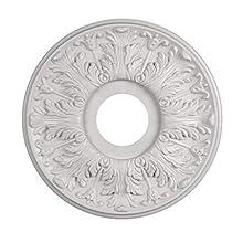 "Portfolio 16"" White Ceiling Medallion CM6"