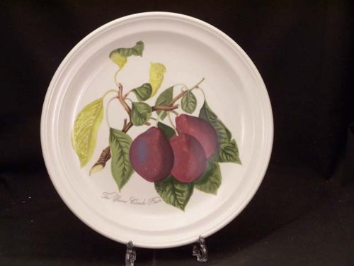 Portmeirion Pomona No Border Dinner Plate(s)-Reine Claude Plum