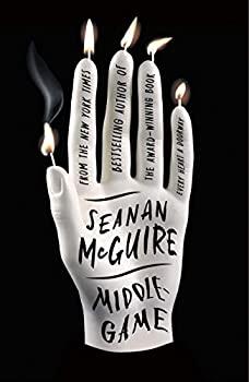 Middlegame by Seanan McGuire science fiction and fantasy book and audiobook reviews