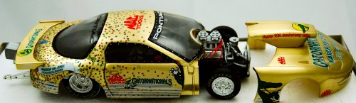 (Action - Mac Tools - 50th Anniversary NHRA 2001 Gatornationals - Firebird Pro Stock - Rare Die Cast - 1 of 5000 - Limited Edition - Mint - Collectible - (YL))