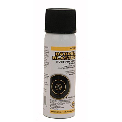 CVA (AC1681) Barrel Blaster Rust Prevention Spray, 1.5 ounces - Cva Barrel Blaster