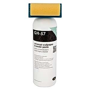 Golden Harvest 207805gh-5720oz. universal Papel pintado y borde adhesivo con aplicador, Modelo: 207805, Tools & hardware Store