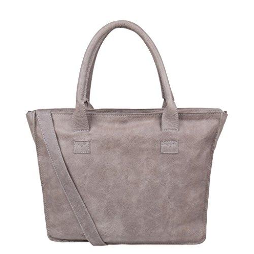 Cowboysbag Bag Nelson Borsa a spalla pelle 35 cm Grey Wiki De Venta En Línea Paquete De Cuenta Regresiva Barato Tienda De Venta Venta Más Bajo Precio En Línea Y85jkaqajx