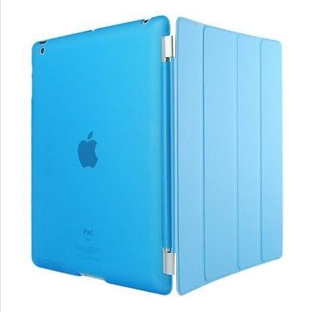 435 opinioni per Smart Cover + Cover posteriore per Apple iPad 2 / iPad 3 / iPad 4 generazione
