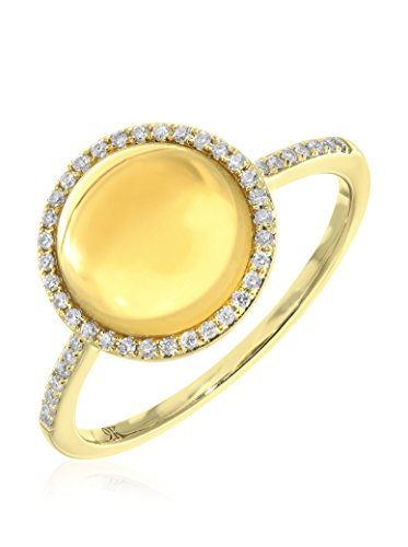 Revoni     or jaune 375/1000 (9 cts)     Diamant