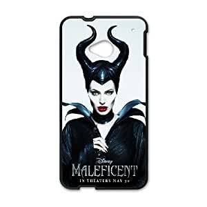 Maleficent For HTC One M7 Csae protection Case DHQ657113