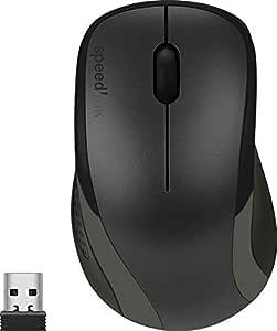 ماوس USB 630011-BK كابا من سبيدلينك، باللون الاسود